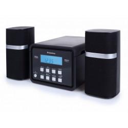 Cadena Hi-fi Stereo 2x3w Usb Audiosonic