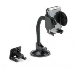 Soporte Smartphone Para Coche Con Ventosa-flexo Y Soporte