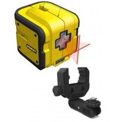 Nivel Laser Con Proyeccion Cruzada Cubix Alcance 10 Metros