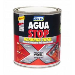 Impermeabilizante Polimero Liquido Blanco 4kg Aguastop Ceys
