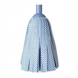 Fregona Tiras Absorventes 108gr Azul 2