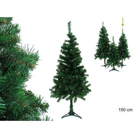 Arbol Navidad 280 Ramas Juinsa 150 Cm