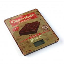 Balanza Cocina Versa Chocolate