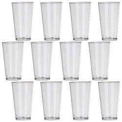Vaso Redondo 12pz 100 Ml Cmp Paris
