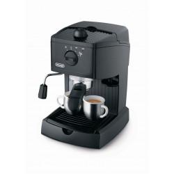 Cafetera Cappuccino Negra Delongui