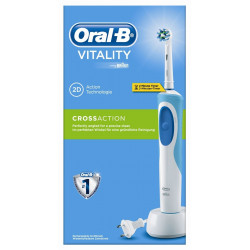 Cepillo Dental Azul Oral-b D 12 Vitality Cross Action