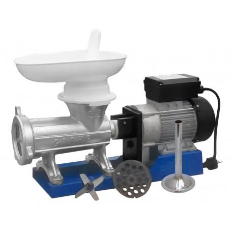 Maquina Picar Electrica N.32 1,5 Hp 06177 Unidad