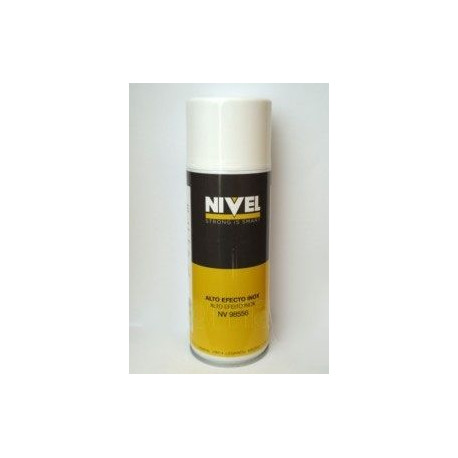 Recubrimiento Antioxi. Alto Efecto Inox Spray Nivel 400 Ml 2