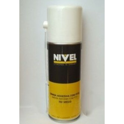 Grasa Adhesiva Con Ptfe Spray 400ml Nivel Nv98558 2