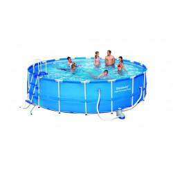 Piscina Portatil 549x122cm 23062 Lt Steel Pro Frame Pool