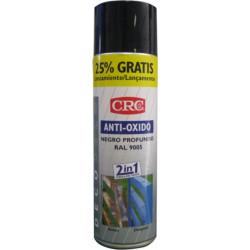Pintura Antioxi. 500 Ml Ral 9005 Zinc+negro Spray Crc