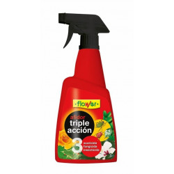 Insecticida Triple Accion  500ml Flower