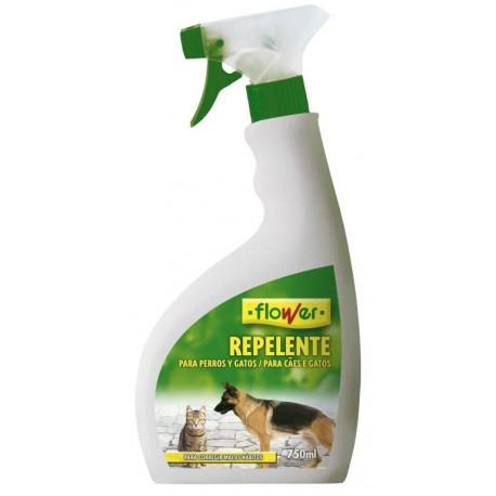 Repelente Perros/gatos 750 Ml Pet&garden