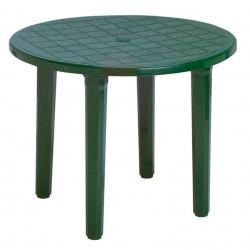 Mesa Plastico Garden-life Redon 90 4024 Verde