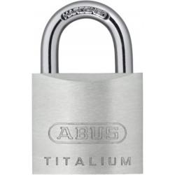Candado Titalium Arco Largo 20mm