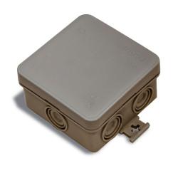 Caja Empalme Estanca Cuadrada 75x75 Ip55