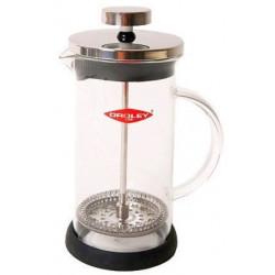Cafetera Embolo Cristal Borosilicato 600ml 6tz Oroley