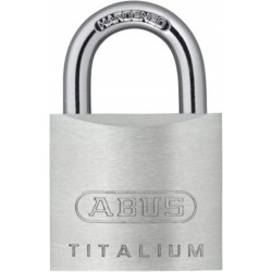 Candado Titalium Arco Corto 20mm