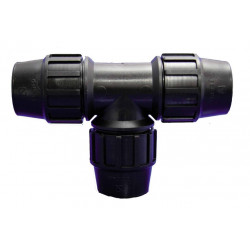 Te Igual Ø 63mm Pp Fitting