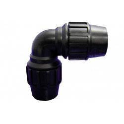 Codo Igual 90º Ø 50mm Pp Fitting