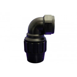 Codo 90º Rosca Hembra Ø 50mm-1 1/2 Pp Fitting