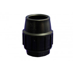 Tapon Riego Final 50mm Poliet Hidrot