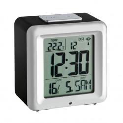 Reloj Despertador C/termometro Y Luz 602503 Herter
