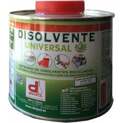 Disolvente Universal Nitro Valorizado 500ml Envase Metalico
