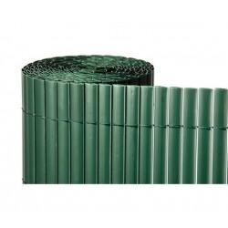 Cañizo Plastico Doble 1.5x5 Mt Verde