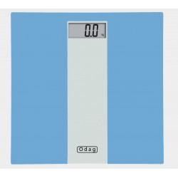 Bascula Electronica 150kg Azul