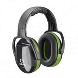 Protector Auditivo Secure 1 Diadema Negra/verde