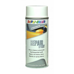 Masilla Acrilica Reparadora Pared Blanca Spray 400ml