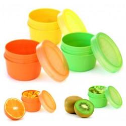 Portafruta 0,2l Colores Surtidos Tatay