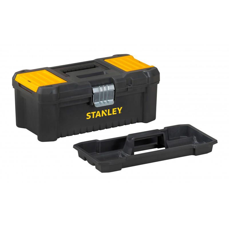Comprar caja herramientas plastico 16 40mm stanley - Caja herramientas stanley ...