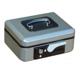 Caja Alhajas Con Pulsador N.2 Plata