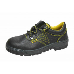 Zapato Seguridad Piel Metal S3 Mundo T41