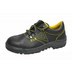 Zapato Seguridad Piel Metal S3 Mundo T44