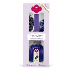 Ambientador Mikado Frutos Del Bosque 45ml