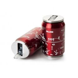 Termo Liquidos Eco Rojo Lata 330ml