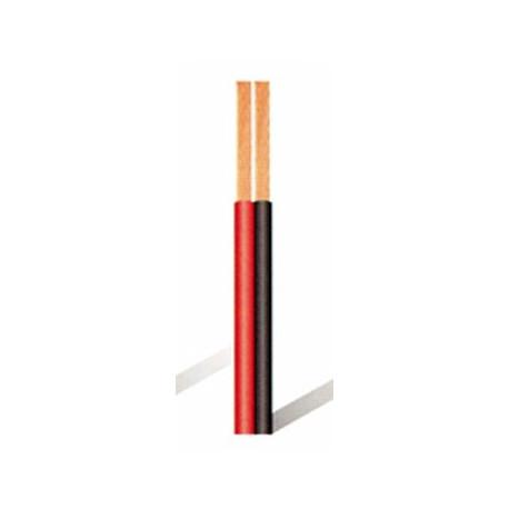 Cable Paralelo Bicolor 2x1  L-10       100mts Lazsa