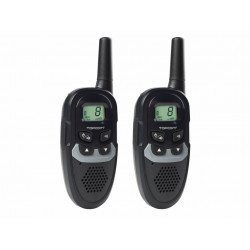 Walkie Talkies Twintalker 1302 Duo Rc-6400 Topcom