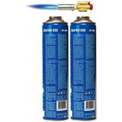 Soplete Easyfire + 2 Cartuchos Multigas