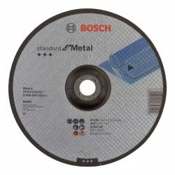 Disco Corte Metal Concavo 230x3x22,23mm Bosch