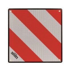 Placa Señalizacion Carga 50x50cm Reflectante 3m 06395 Karpa