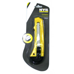 Cutter Bric 18mm Abs Nivel