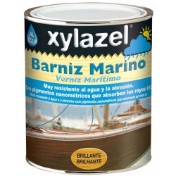 Barniz Marino Brillante Base Agua Transparente 750ml