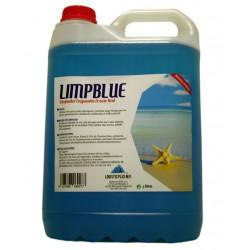 Fregasuelos Frescor Azul Garrafa 5 Lt Limpblue