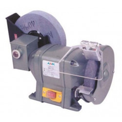 Esmeriladora Banco 350w Combinada Muela 150-200mm