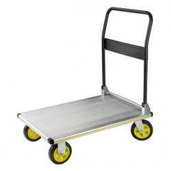 Carro Plataforma Aluminio Plegable 300kg Asa Acero Pt-300n