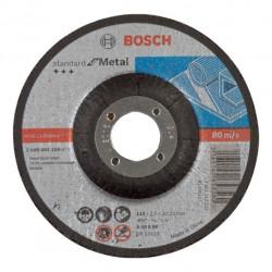 Disco Corte Metal Concavo 115x2,5x22,23mm Standard Bosch
